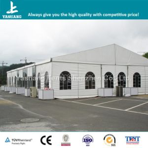Workshop Tent with Glass Walls for Sale