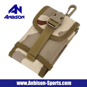 Anbison-Sports Tactical Molle Small Pouch Cell Phone Pouch pictures & photos