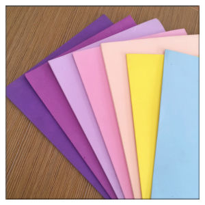 Closed Cell EVA Foam for Handcraft with Assorted Colors pictures & photos