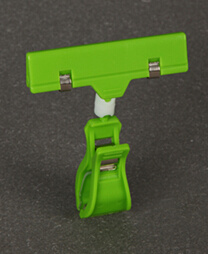 Plastic Pop Display Clips for Promotion