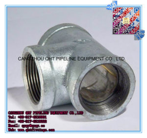 Forged Steel High Pressure Threaded Socket Weld Reducing Tee