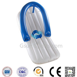 PVC Slipper Shape Float Water Mats Inflatable
