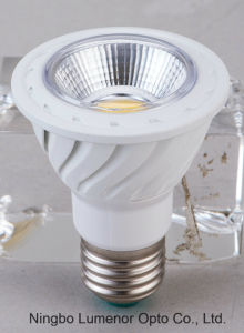 7W COB E27 LED Spotlight PAR20 for Indoor with Cde RoHS (LES-PAR20A-7W)