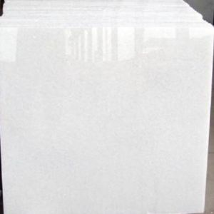 Polished/Natural/China Crystal White Marble Tile for Flooring/Bathroom Tiles/Water-Jet Designs