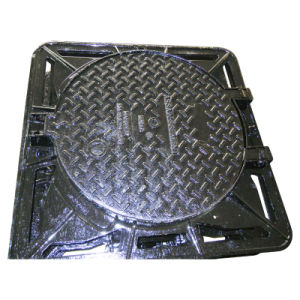 Ductile Iron Manhole Covers Mo pictures & photos