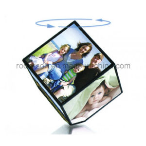 Continuously Rotates 360 Degree Rotating Photo Frame
