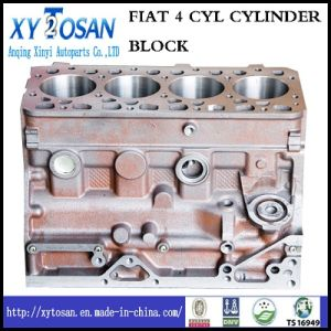 for FIAT 4-Cylinder Diesel Engine Cylinder Block pictures & photos