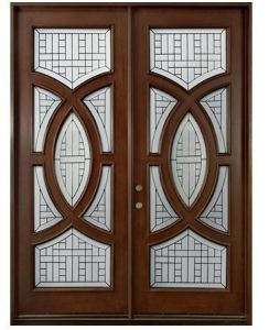 Main Door Design Good Quality Front Door Entrance Solid Wood Door ...