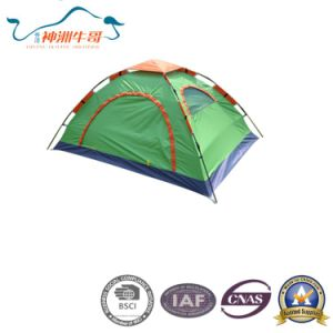 Automatic Pull on The Rope Camping Tent