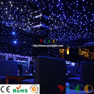 Meeting Room Theatre Ceremony Exhibition Booth Decoration LED Curtain Light