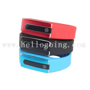 High Quality Waterproof Magnetic Bracelet for Dustproof Smart Bracelet pictures & photos