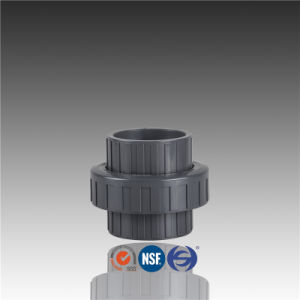 Buy High Quality PVC Socket Union of Pn16 PVC Fitting pictures & photos