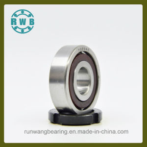 Single Row Angular Contact with Bakelite Holder Bearing, Factory Production (7303AC)