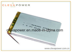 3.7V 2700mAh Rechargeable Li-Polymer Battery with CE Marks