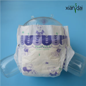 OEM Disposable Baby Diaper Manufacturer