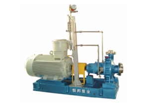 Mza Type Oil Chemical Process Pump