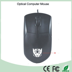 1000dpi Classic and Simple Design Wired Optical Mouse pictures & photos