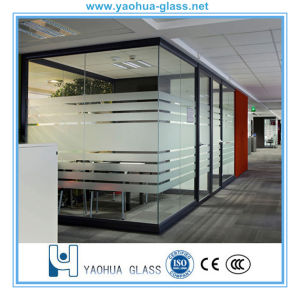 Operable Wall, Glass Partition for Office Meeting Room, Glass Partition  Office