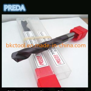Preda Tungsten Carbide 5xd and 8xd Deep Hole Twist Drills pictures & photos