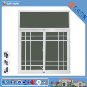 China Window Grills Design For Sliding Windows For Commerical Field