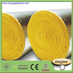 Construction Materials Fireproof Glass Wool Blanket pictures & photos