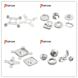 High Quality Camera CNC Machined Parts