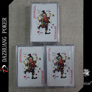 Best Quality Custom Playing Cards in Plastic Box