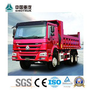 China Best HOWO Tipper Truck of 6*4 Wd615.47 pictures & photos