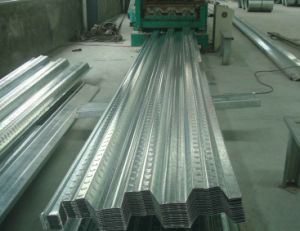 Galvanized Iron Floor Decking Sheets for High Building pictures & photos