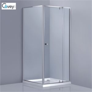 Hot Selling Bathroom Shower Screen in Australia (A-CVP025-02)