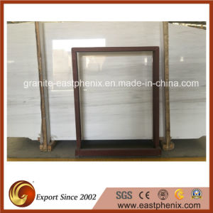 Natural White Marble Stone Slab for Countertop