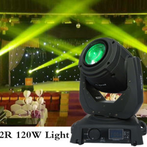 Sharpy 16CH 2r 120W Moving Head Beam Light pictures & photos