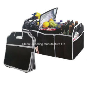 Non-Woven Fabric Car Truck Back Seat Storage Organizer Bag pictures & photos