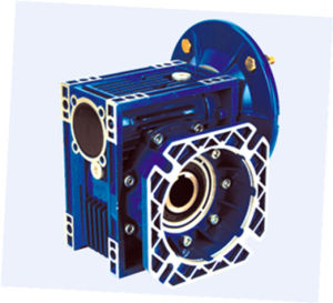 Nmrv Worm Gearbox Transmission Reducer with Output Flange pictures & photos