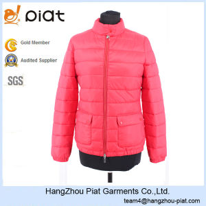 2016 Hot Selling Custom Womens Sport Windproof Warm Winter Jacket