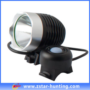 CREE Xml-T6 1, 200lm Rechargeable Headlight (ZSBL0002)