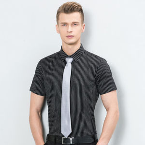 2016 New Design Cotton Slim Fit Casual Men Dress Shirt pictures & photos