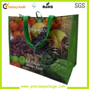 Promotional Recycle PP Woven Laminated Shopping Bag (PRA-827)