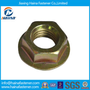 Stainless Steel Ss304 Ss316 ASTM A194 B8 B8m Heavy Hex Nut/4.8 Grade 8 Grade /Black Zinc Plated DIN934 A194 2h Hex Nut in Stock pictures & photos