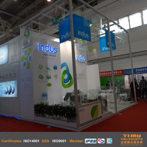 China Booth Construction for China Refrigeration Show