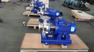 Horizontal Chemical Process Pipeline Electrical Pump pictures & photos