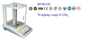 Ba-B Series External Calibration Electronic Analytical Balance with 0-220g pictures & photos