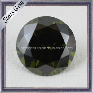 Shining Loose Gems Diamonds Cubic Zirconia Beads pictures & photos