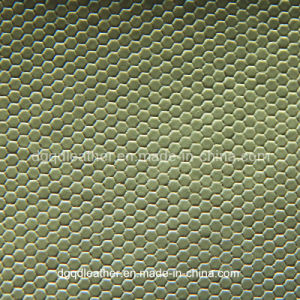 Strong Peeling & High Density Ball PVC Leather (QDL-BP0006) pictures & photos