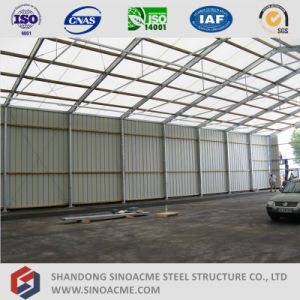 Sinoacme Prefabricated Steel Structure Frame Warehouse pictures & photos