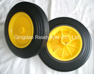 Rubber Wheel for Garbage Bin Container pictures & photos