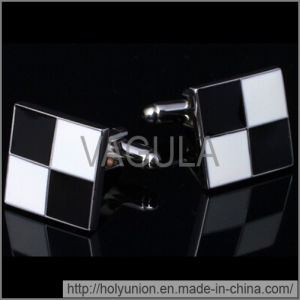 VAGULA Cufflinks Square Luxury Cufflinks (Hlk31698) pictures & photos