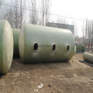 Fibergalss Water Filtration FRP Tanks Ball Septic Tank pictures & photos