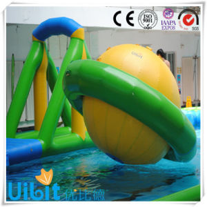 Inflatable Aqua Park Use Spinner Water Amusement Equipment LG8047