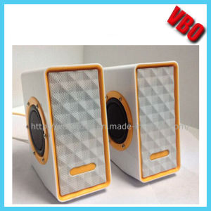New! Vibration Active 2.0 USB Multimedia Speaker (SP-001M) pictures & photos